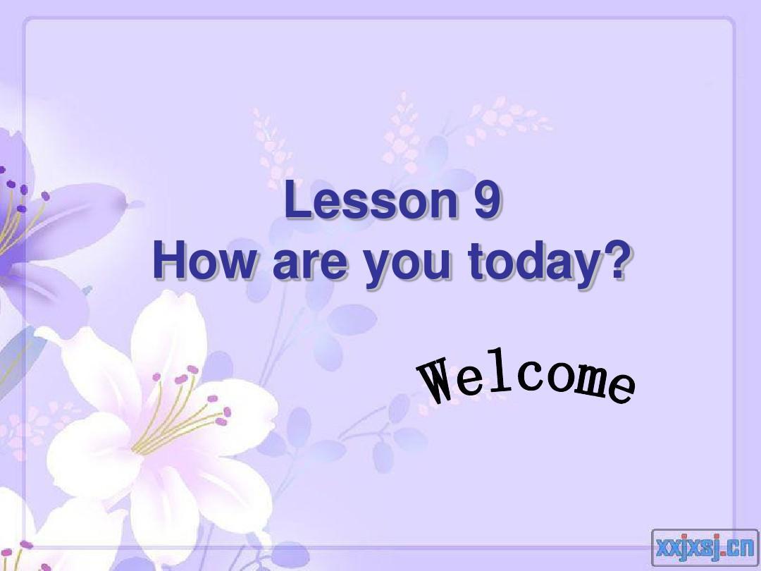 新概念英语第一册lesson9-10经典课件