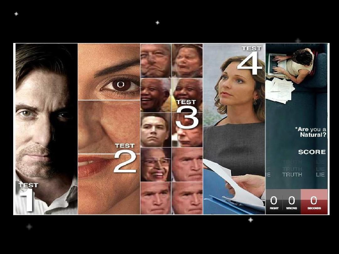 微表情心理学ppt图片