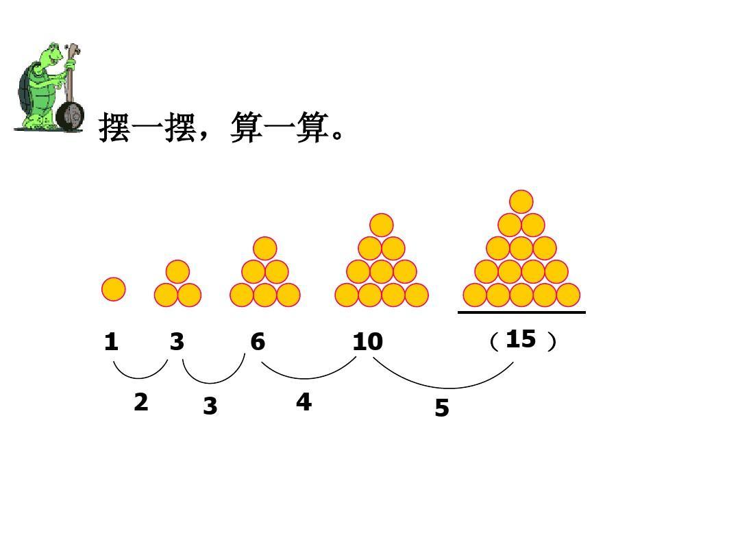 人教版小学数学一年级下册第八单元找规律(第3课时)_课件ppt图片