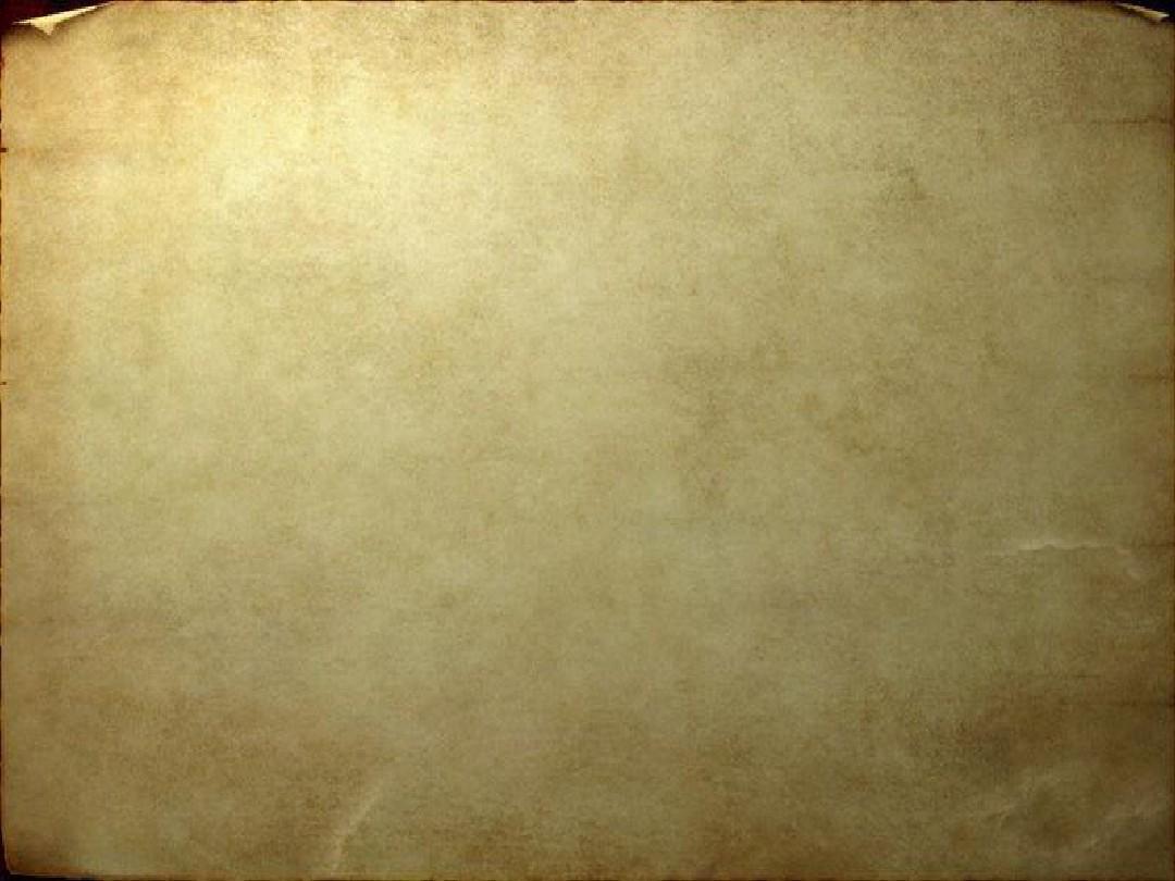 复古简约欧式羊皮纸ppt背景图片