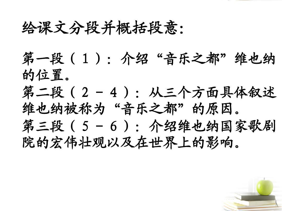 五音乐年级课件15课语文之都维也纳2下册苏教版ppt学前数学教案怎么写图片