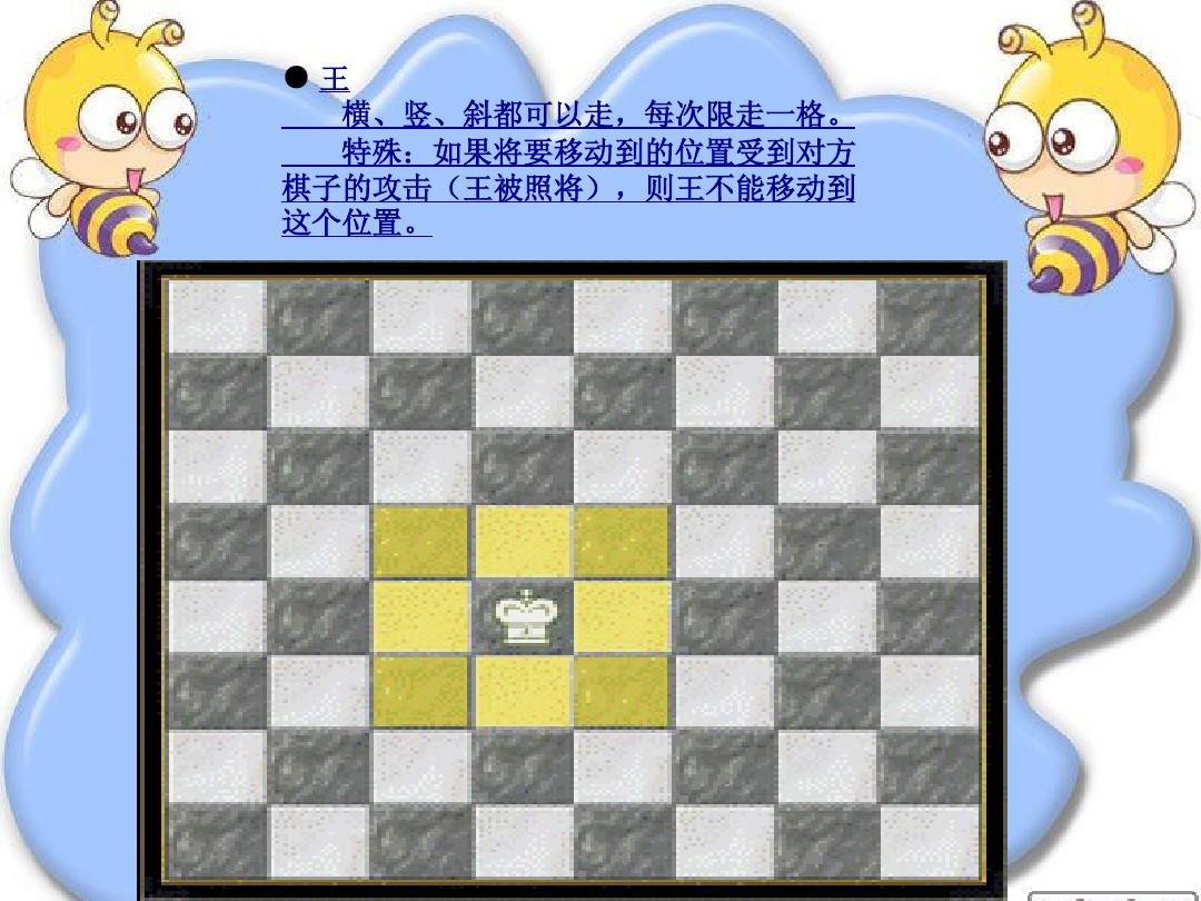 国际象棋 新手入门ppt图片