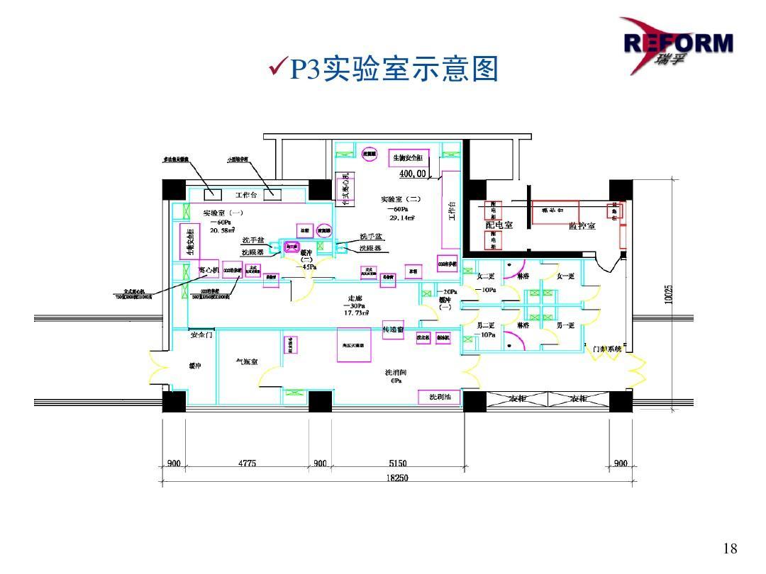 医院检验科设计研究ppt图片