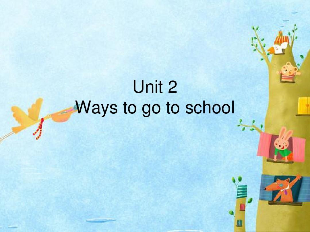 最新人教版PEP英语六年级上册Unit2 PartA lets try和Lets talk (2)