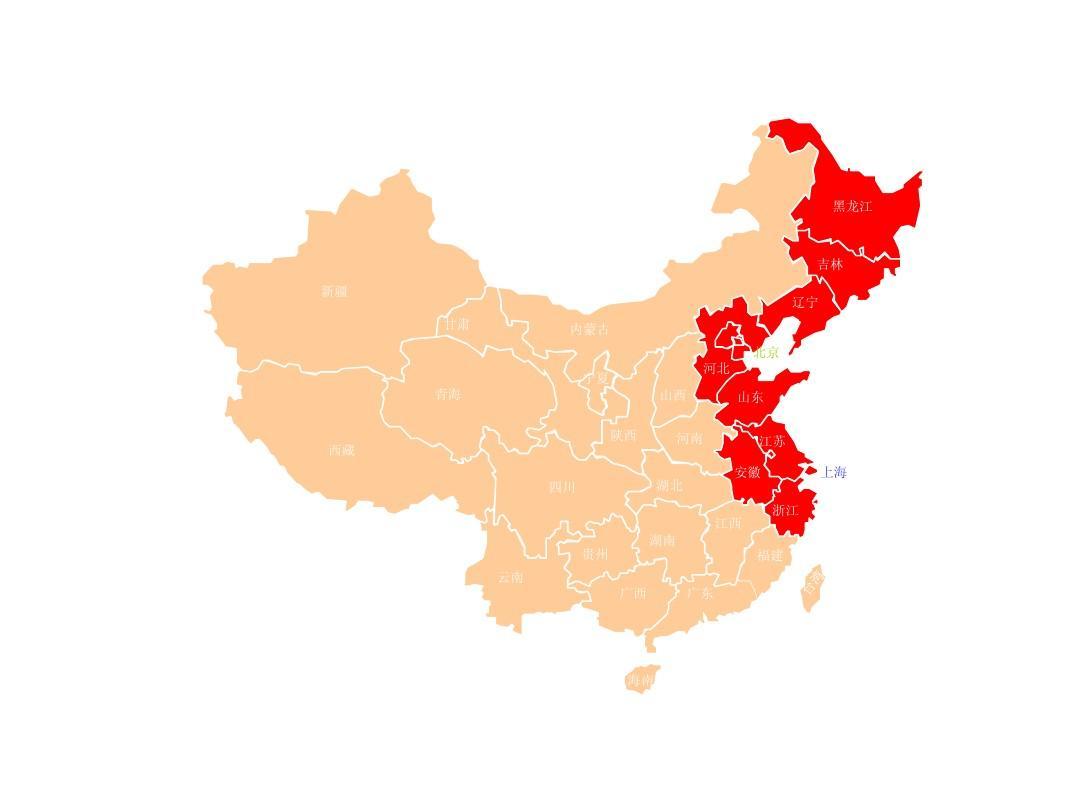青海 陕西 西藏 四川 山西 河南 河北 山东 江苏 安徽 浙江 江西 湖南图片