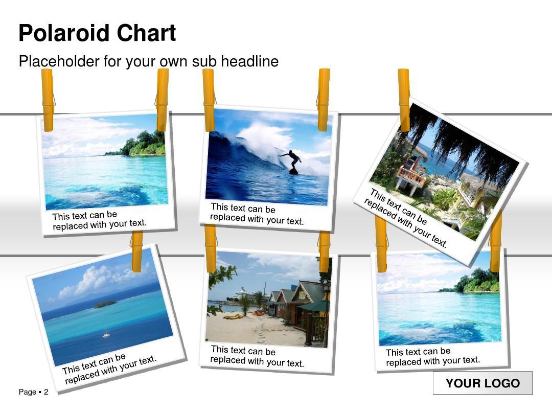 7种照片排版展示ppt模板_word文档在线阅读与下载图片