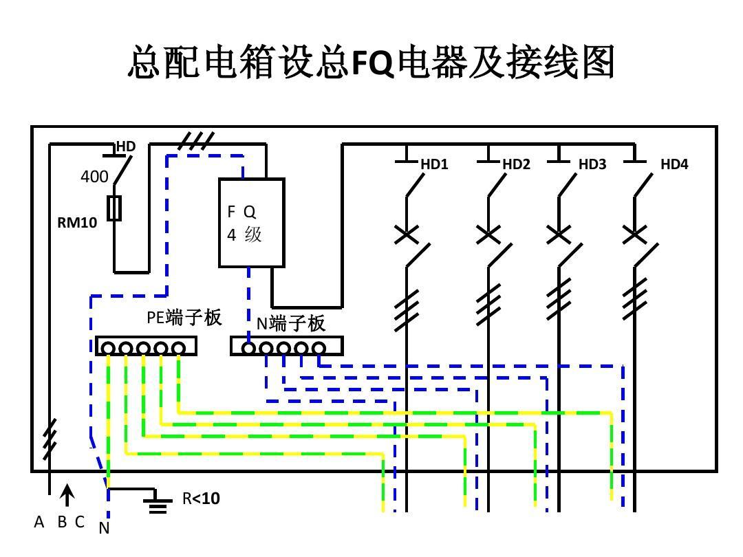 一级配电箱电路�_免费文档 所有分类 工程科技 电子/电路 配电箱_microsoft_office