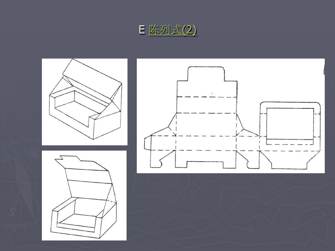 3,纸盒包装结构设计ppt图片