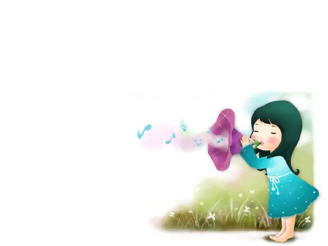 可爱的儿童卡通ppt模板3_word文档在线阅读与下载图片