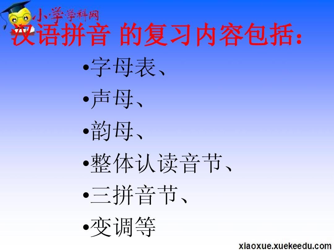 2015小升初拼音備戰v拼音生字-課件【小學學科網】ppt初中500語文周記圖片