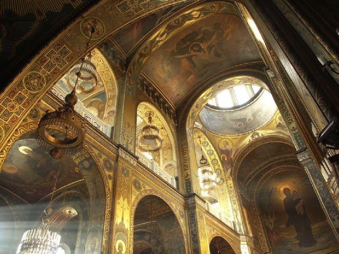 罗马式 哥特式 拜占庭式 建筑ppt图片