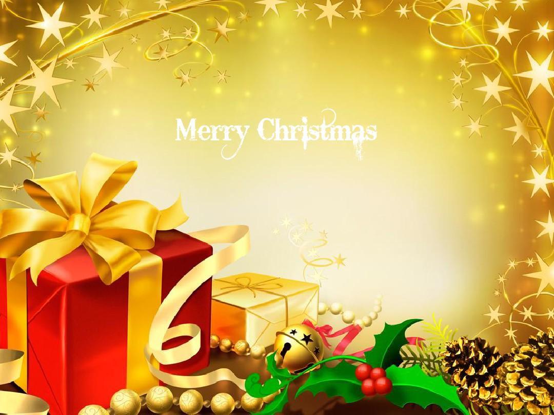 圣诞节ppt背景圣诞节ppt模板_word文档在线阅读与下载图片