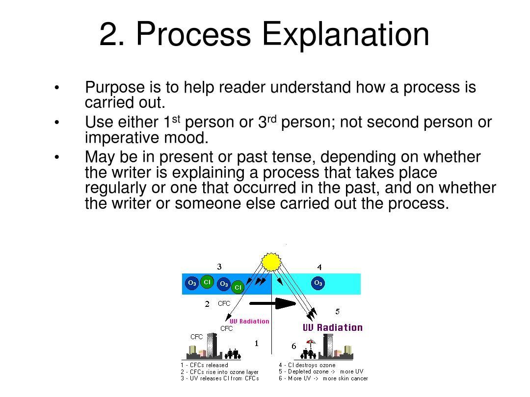 the process essayppt
