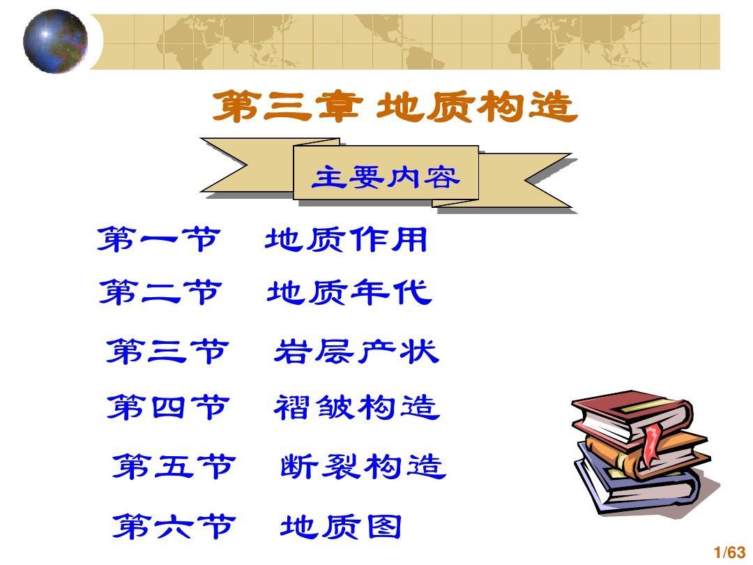 工程地质学课件
