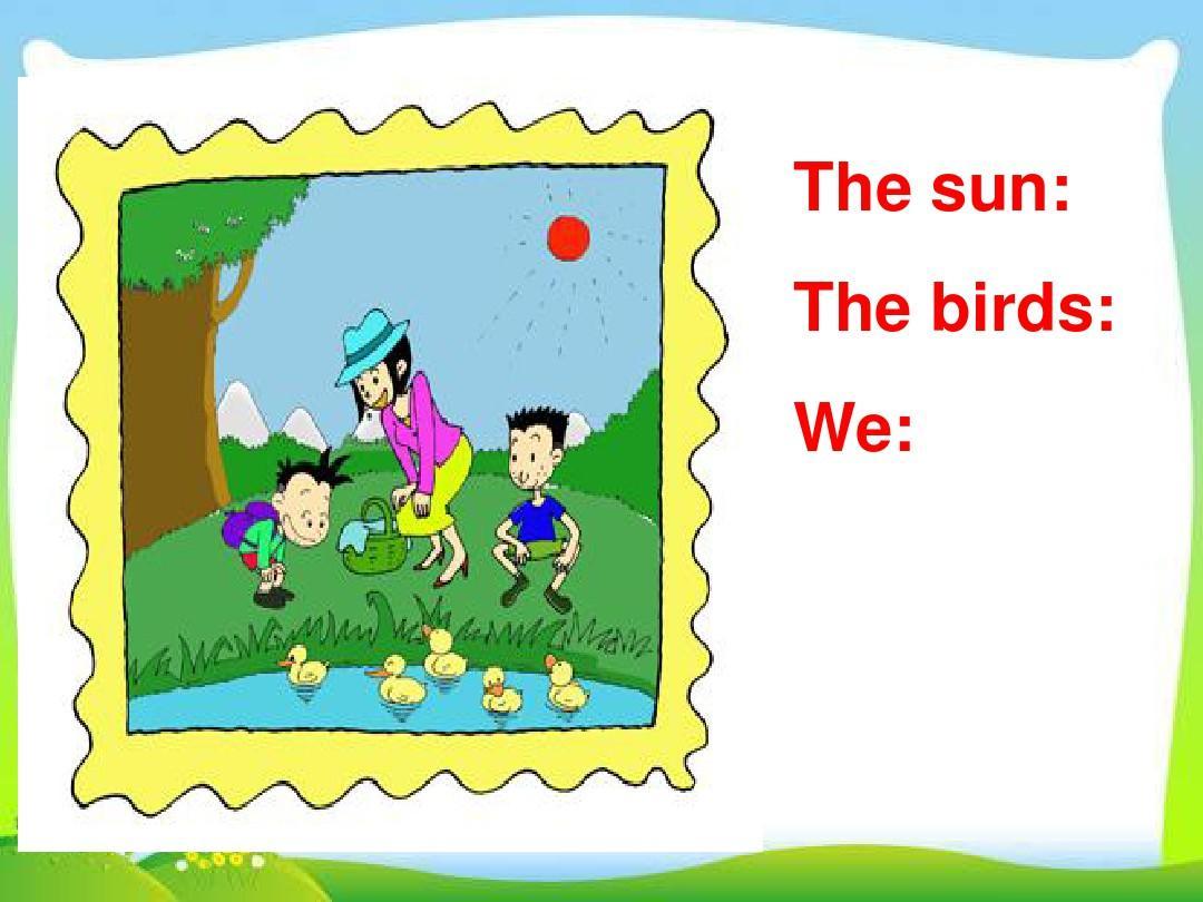 六年级下册英语课件-M3U2Thecowsaredrink课件刘佳奇掌声图片