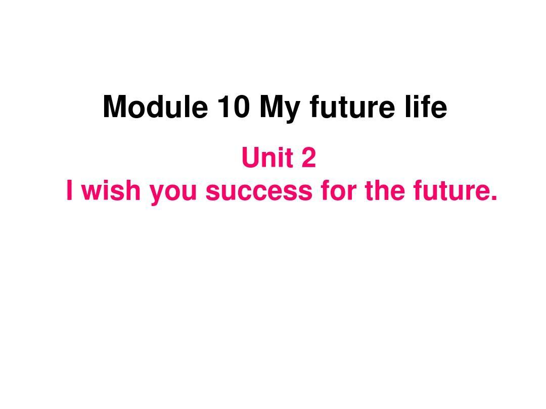 Module 10-Unit 2