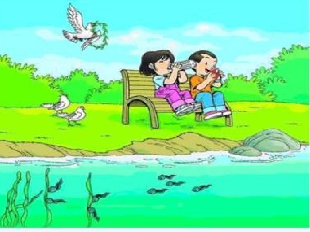 广东中考英语口语看图说话图片
