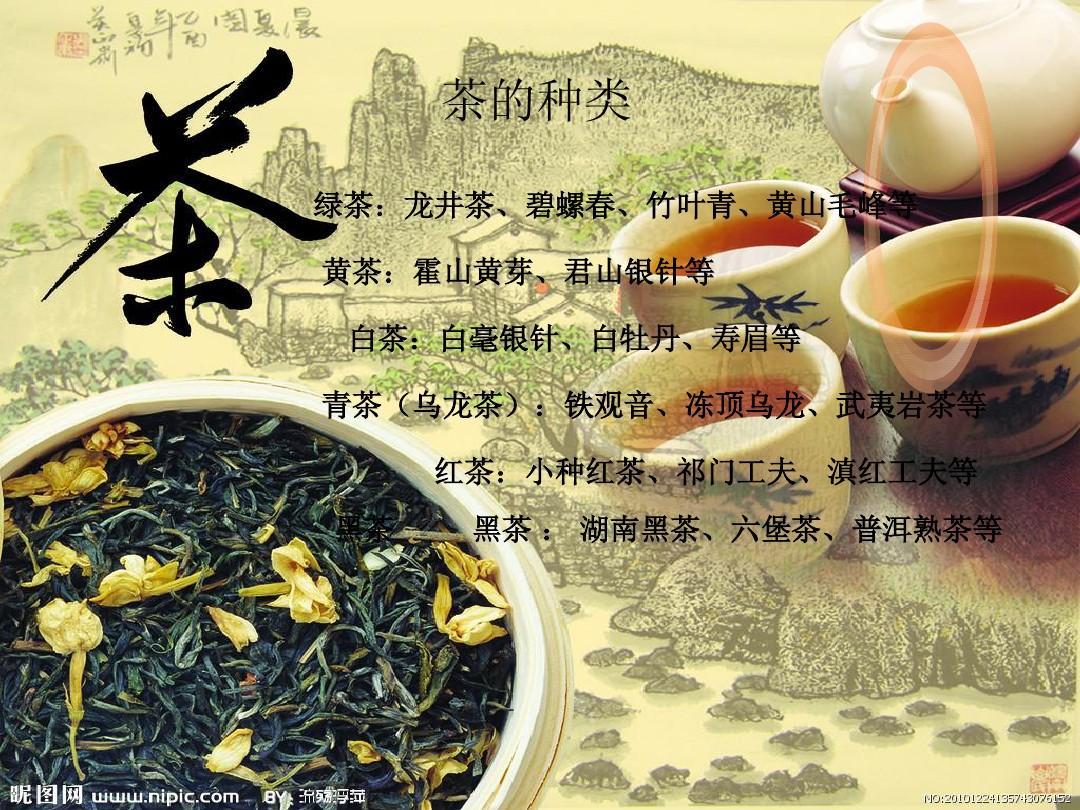 中国传统文化茶文化_中国茶文化的PPT-