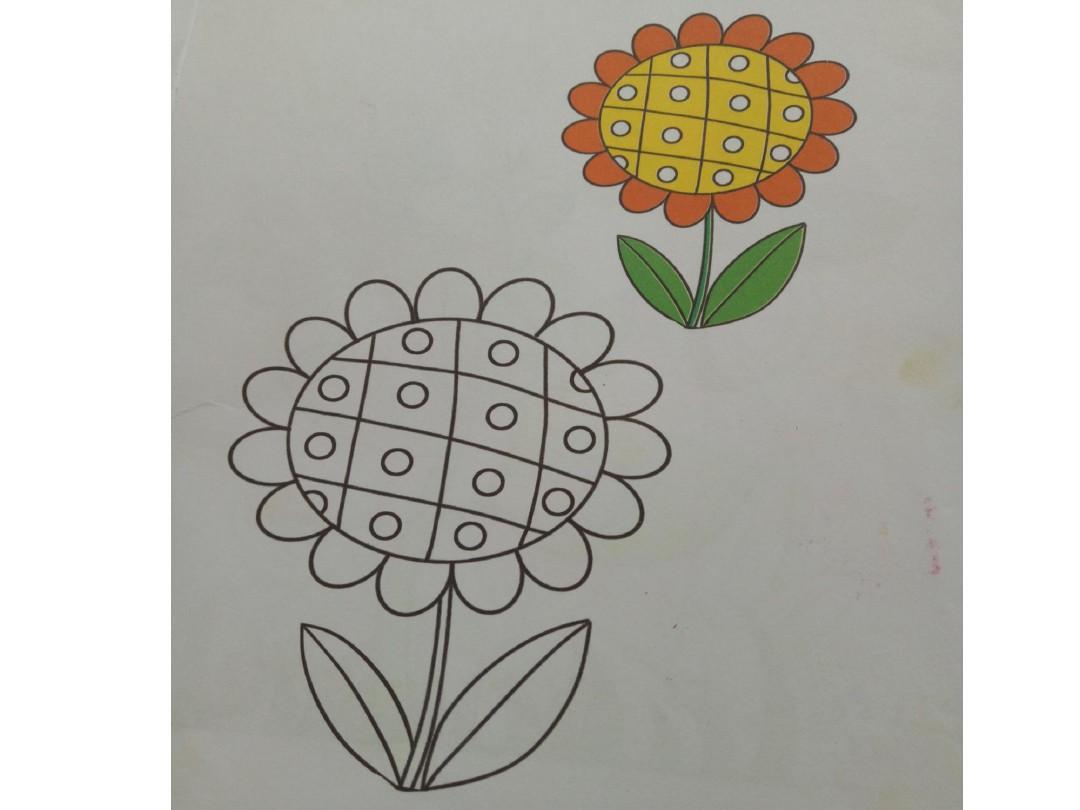 小学一年级简笔画校园_一年级小学美术简笔画课件ppt