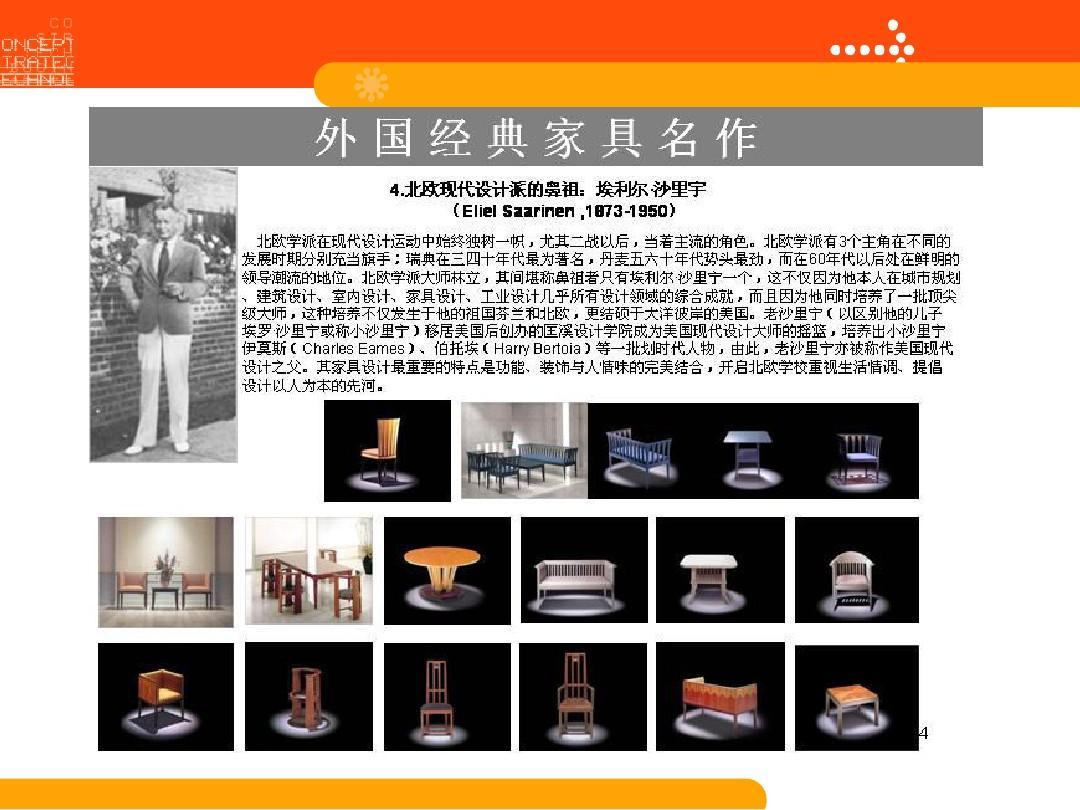 国外著名字体设计师梦想演示ppt智慧放飞家具作品设计图片