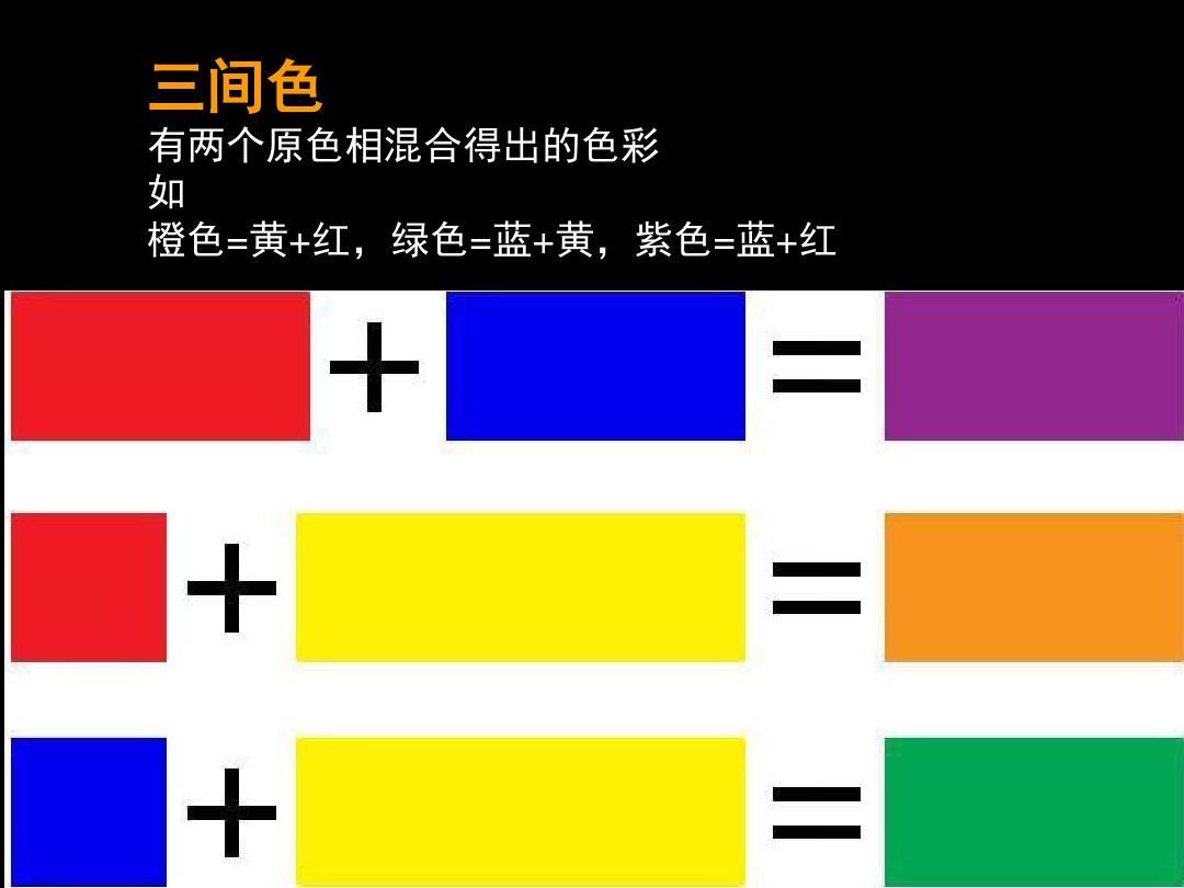 色彩基础色24色是什么? 色彩