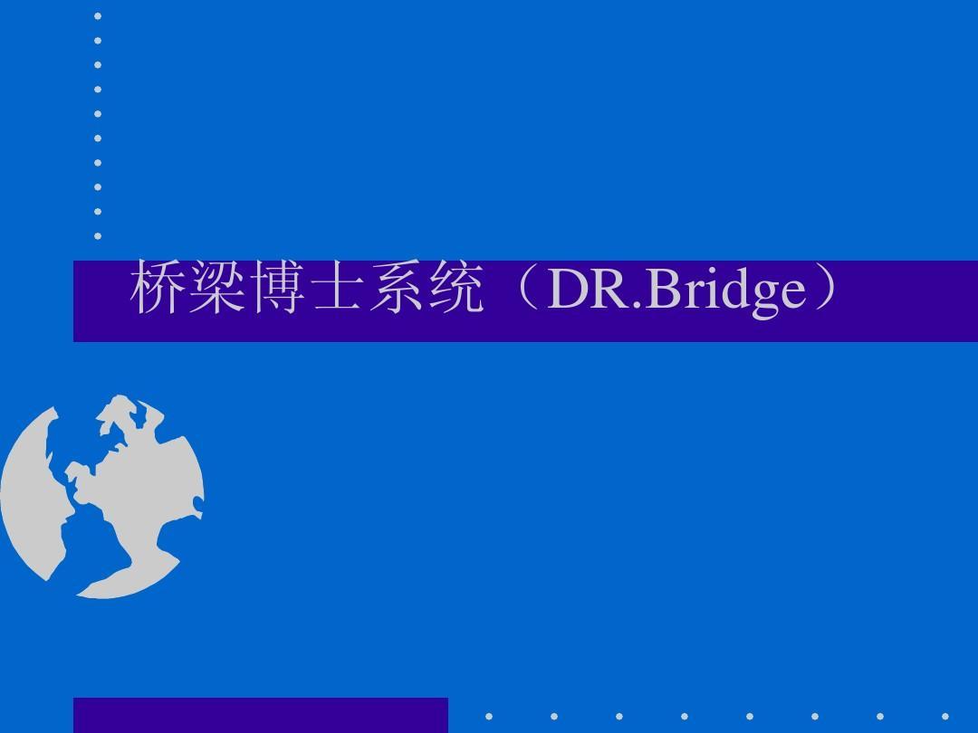 桥梁博士操作第二章_直线桥设计计算输入
