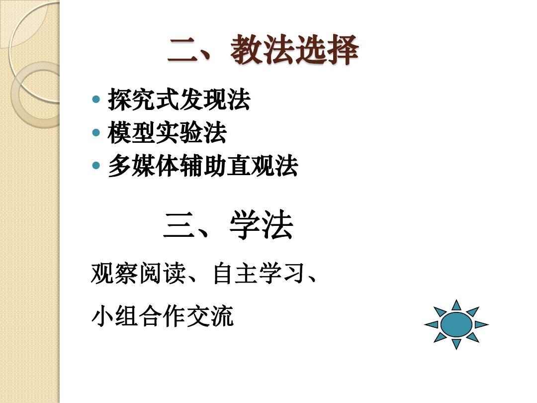 2《美术分裂和有性生殖课件的形成》说课减数(2)(细胞教版第一册)ppt小学二年级老人上教学设计图片