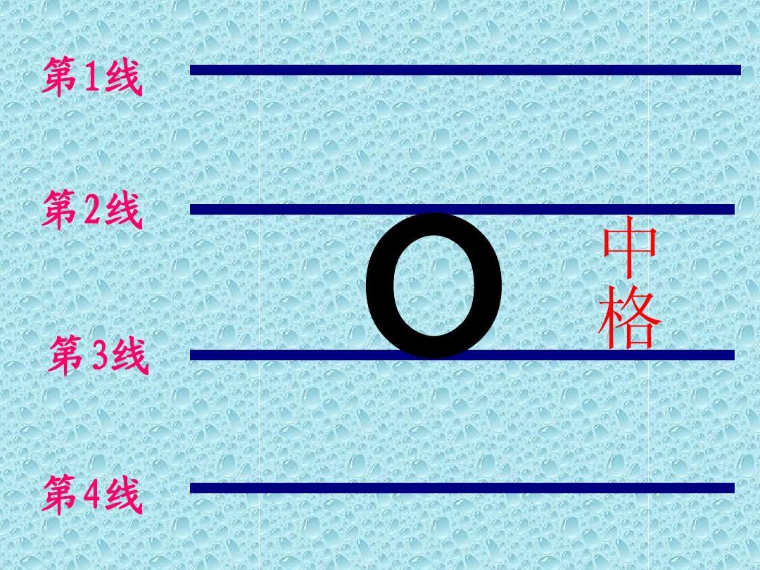 文档网 所有分类 小学教育 数学 认识四线格_汉语拼音_书写姿势ppt图片