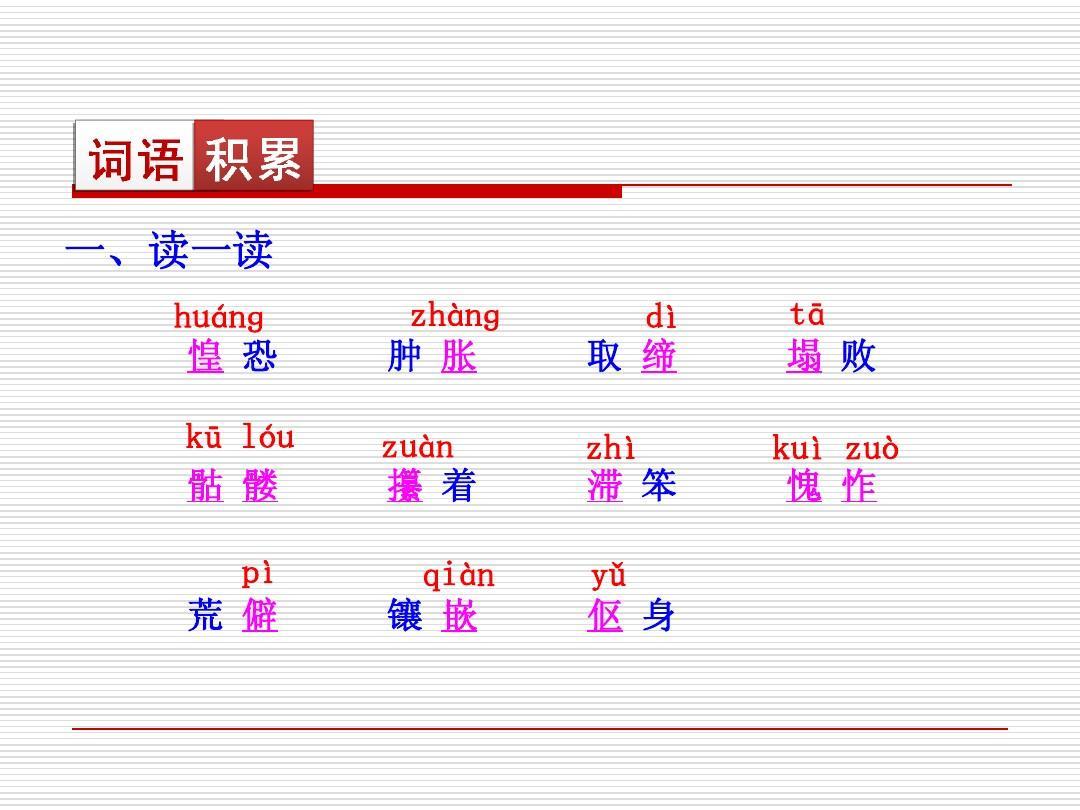 2013版上册版年级八语文人教多媒体教学课件9老王ppt吸奶上课高中生图片