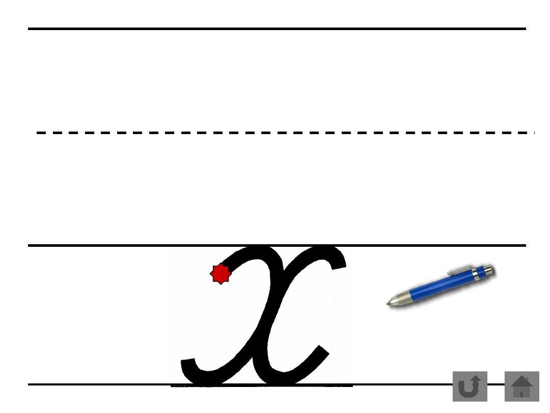俄語字母手寫體和印刷體對照表ppt圖片