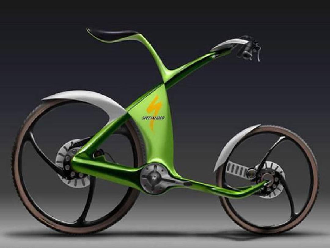 人教版美术三年级上册《我设计的自行车》ppt课件图片