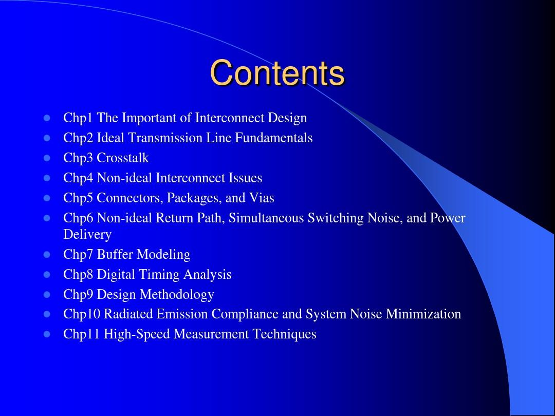 high-speed digital system design 高速数字系统设计图片