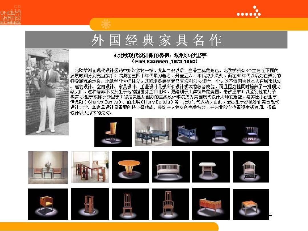 国外著名广告设计师家具v广告ppt什么是作品网络设计师图片
