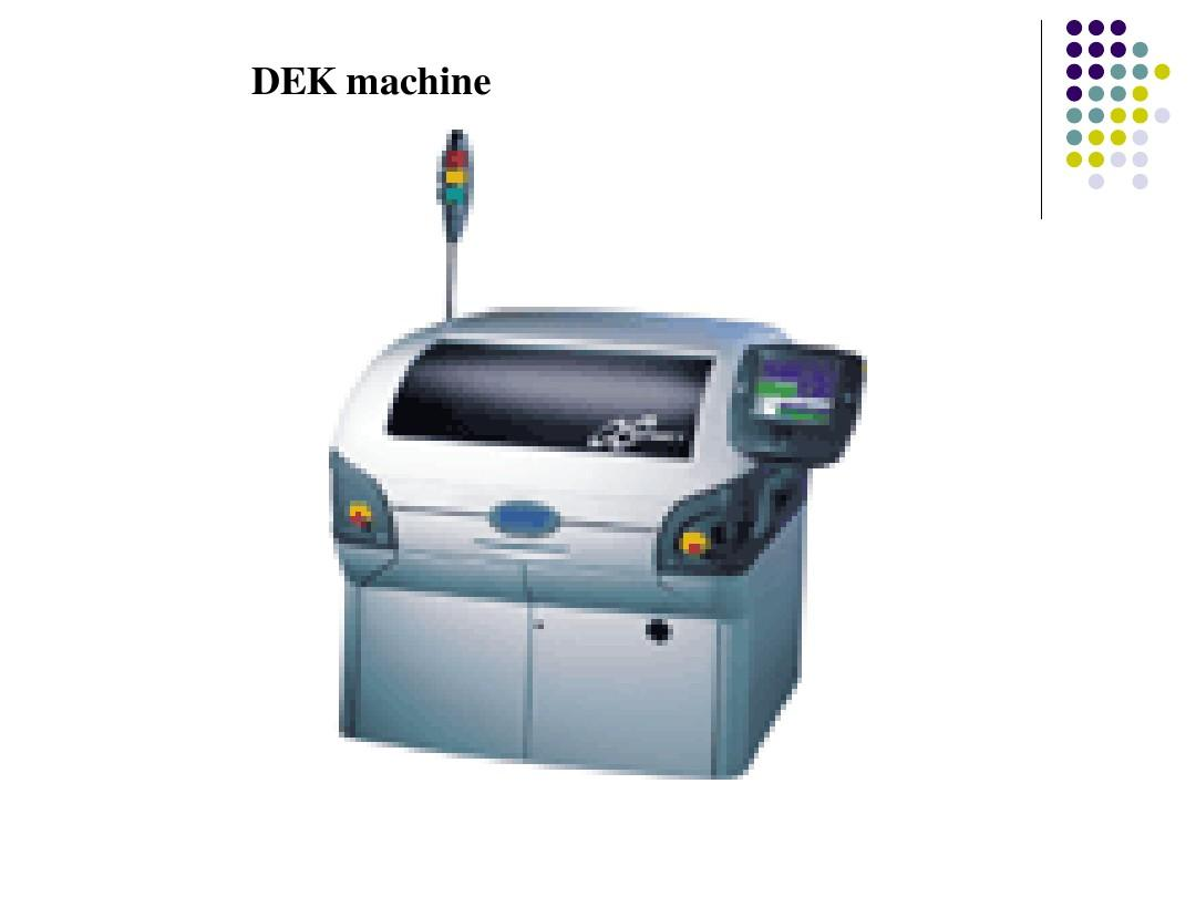 DEK印刷机