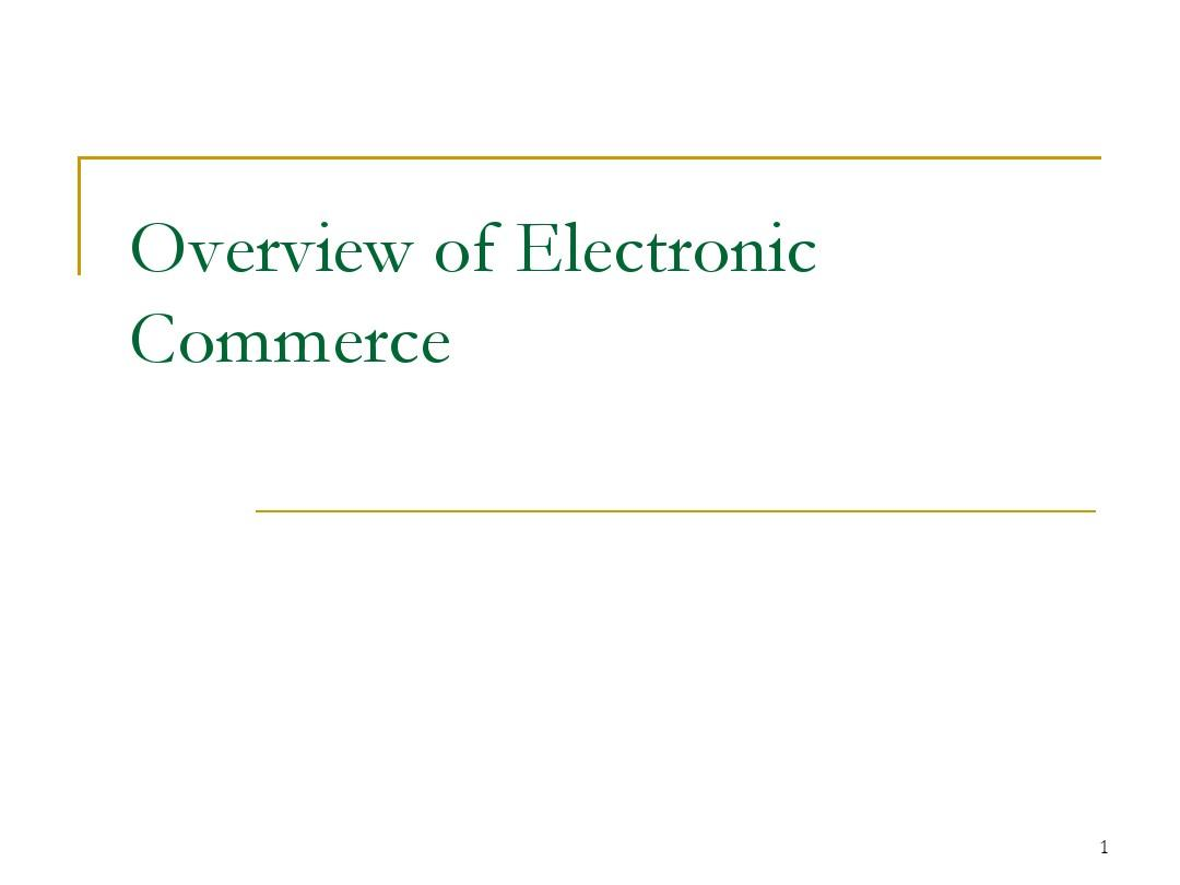 Ecommerce+overview
