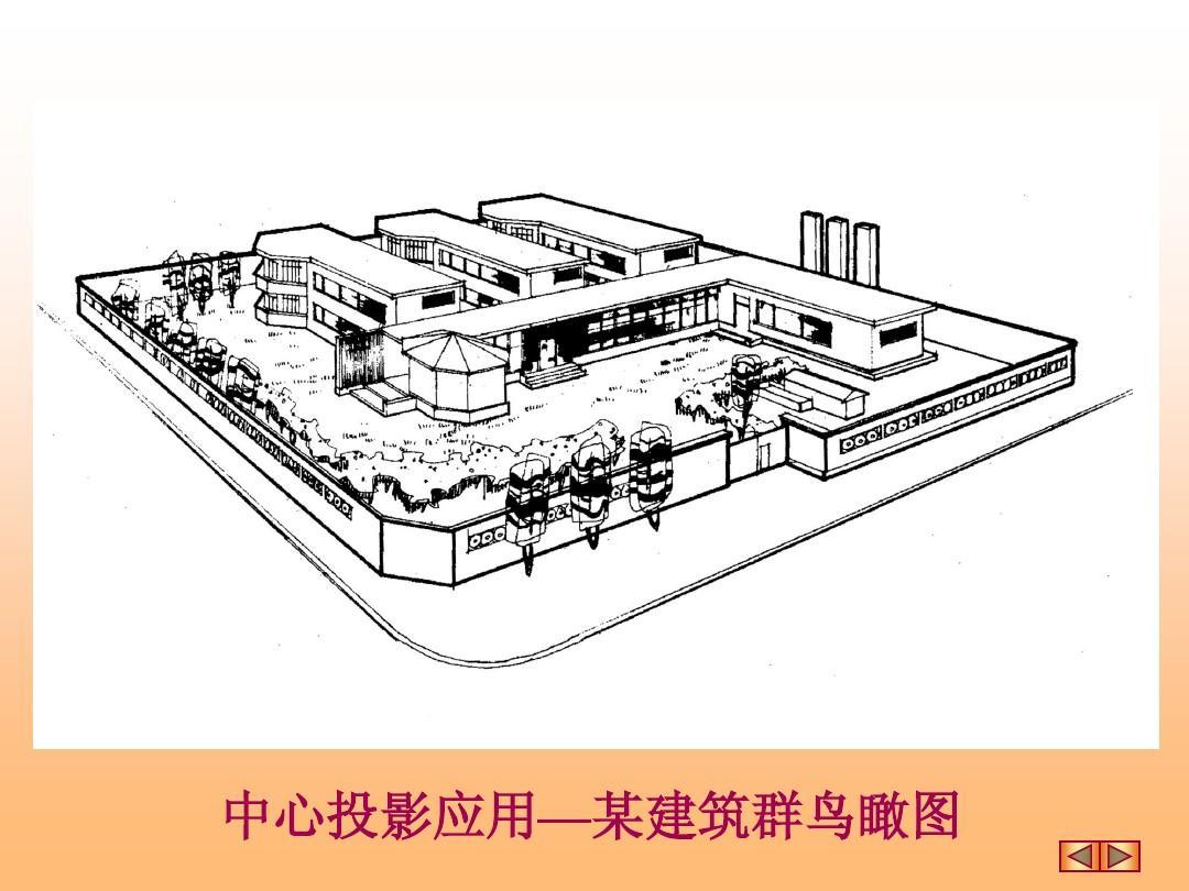 完全版機械制圖與計算機繪圖教學課件02投影的基本知識ppt圖片