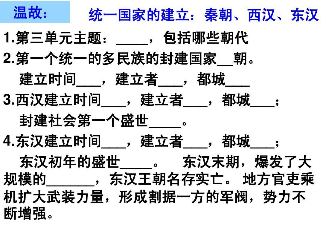 20三国鼎立课件3(岳麓版七年级上)