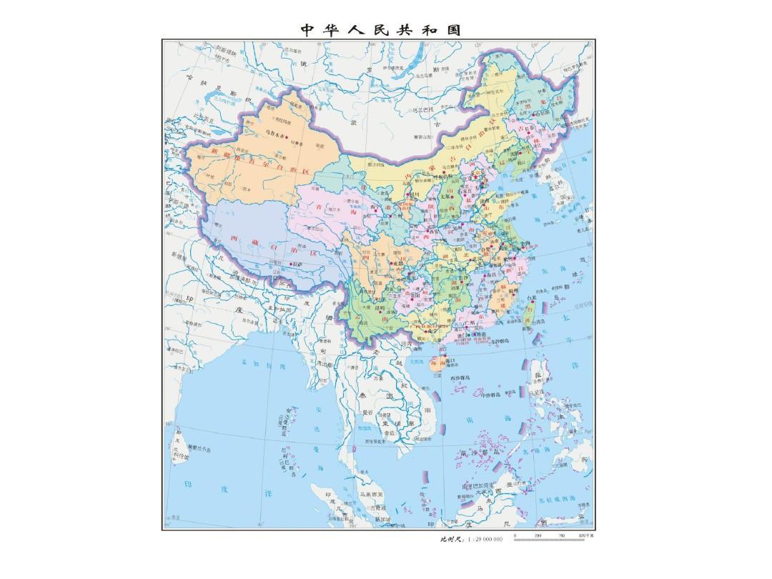 中国地图有几个地区答:1,华东地区(包括山东,江苏,安徽,浙江,福建图片