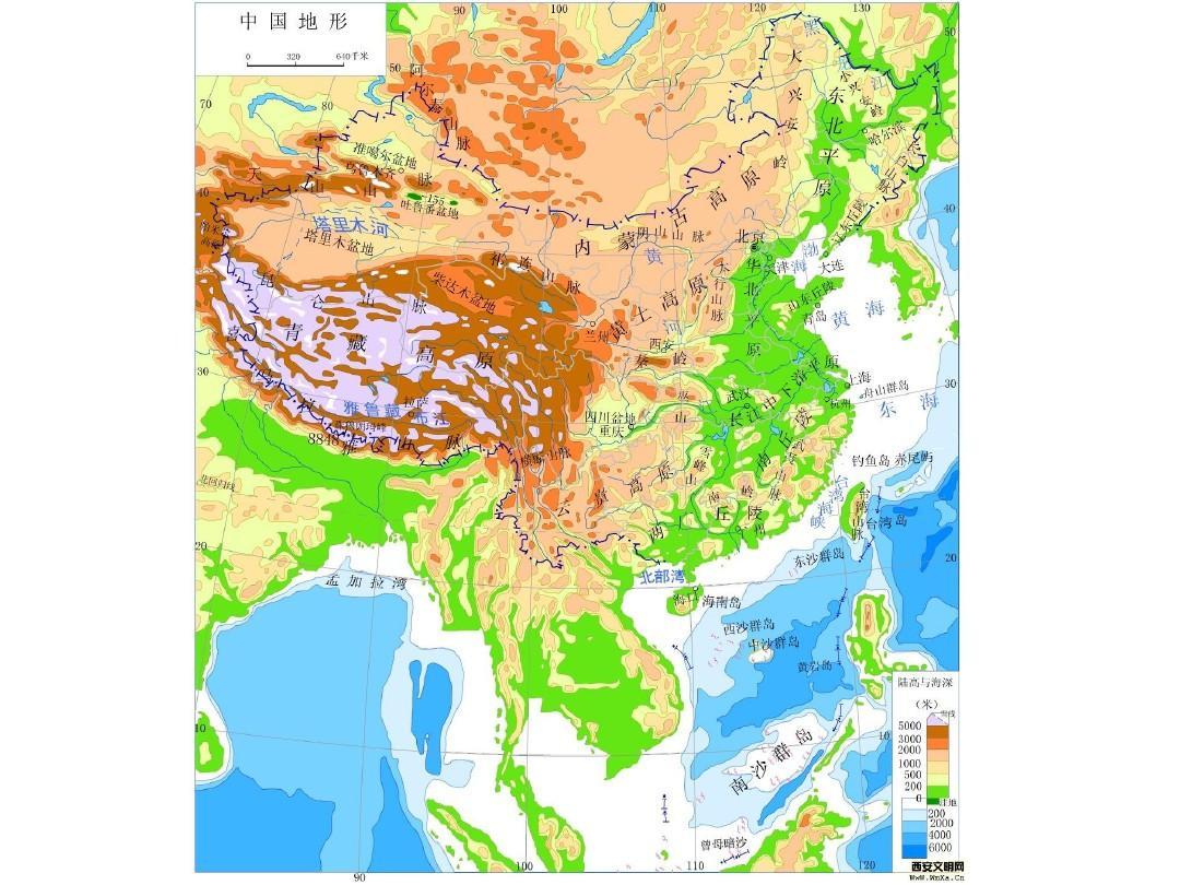 新版中国地图高清放大_2017中国地图高清放大-九九网