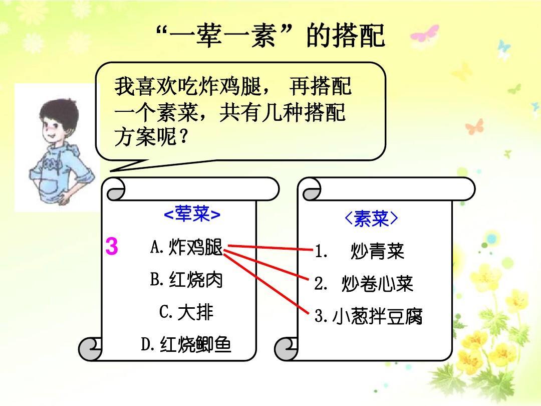 (沪教版)三课件模板下册搭配教学(中心备课组)ppt数学改进ppt年级图片