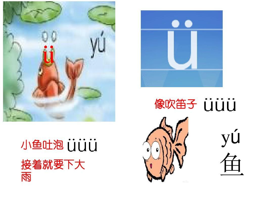 �y.��.ly/)�.+y���ke�neyi�9o'_s版小学语文一年级上册汉语拼音i_u_ü y w教学课件ppt