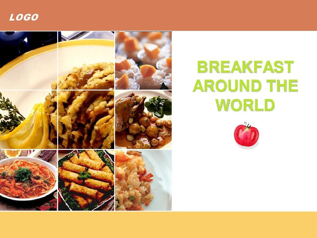 food  around the worldPPT