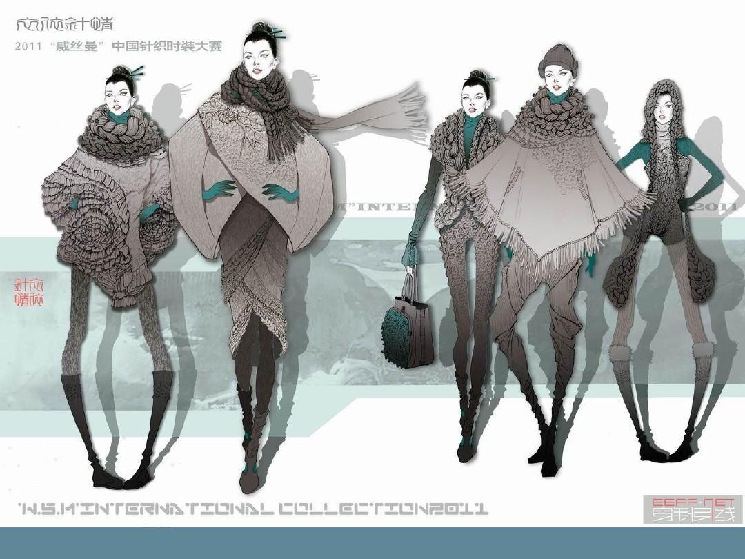 无忧文档 所有分类 人文社科 设计/艺术 服装形式美法则—— 统一与图片