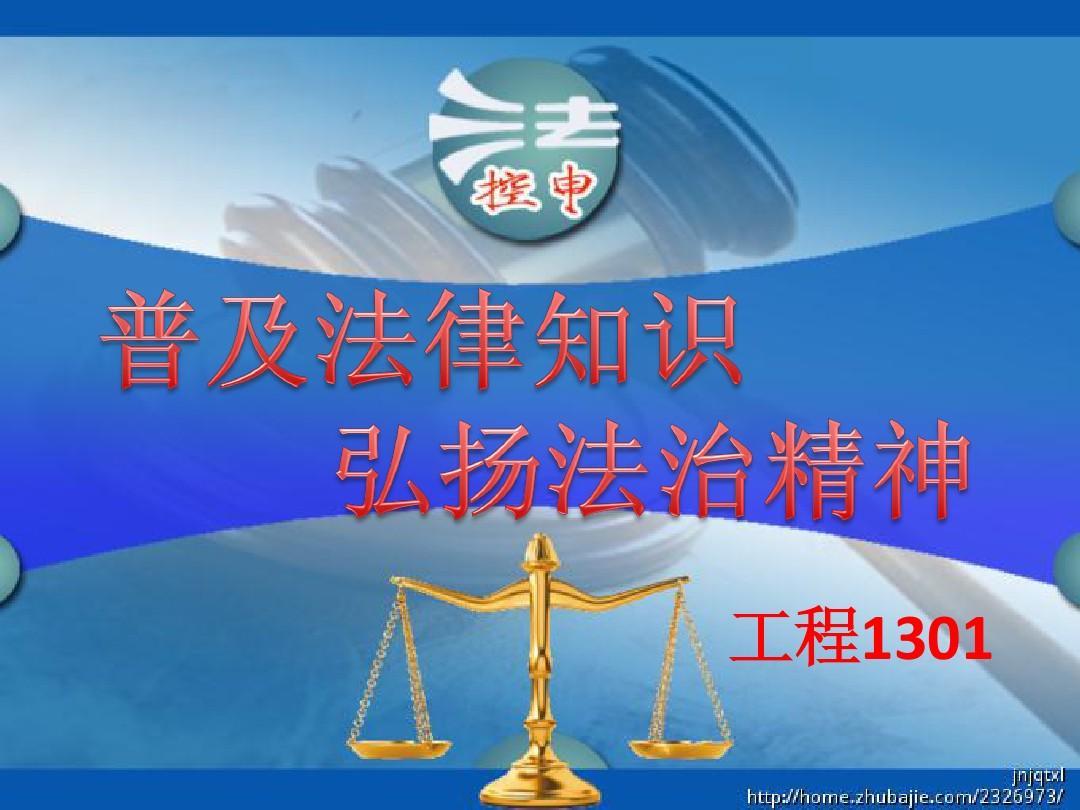 法律团组织生活PPT