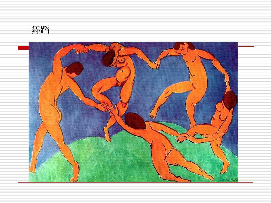 美术欣赏ppt  图片丰富,介绍了20世界西方各个门派的艺术风格特点和图片