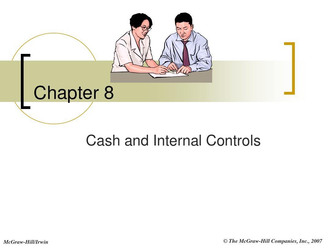 Fundamental Accounting Principles第18版 第八章PPT