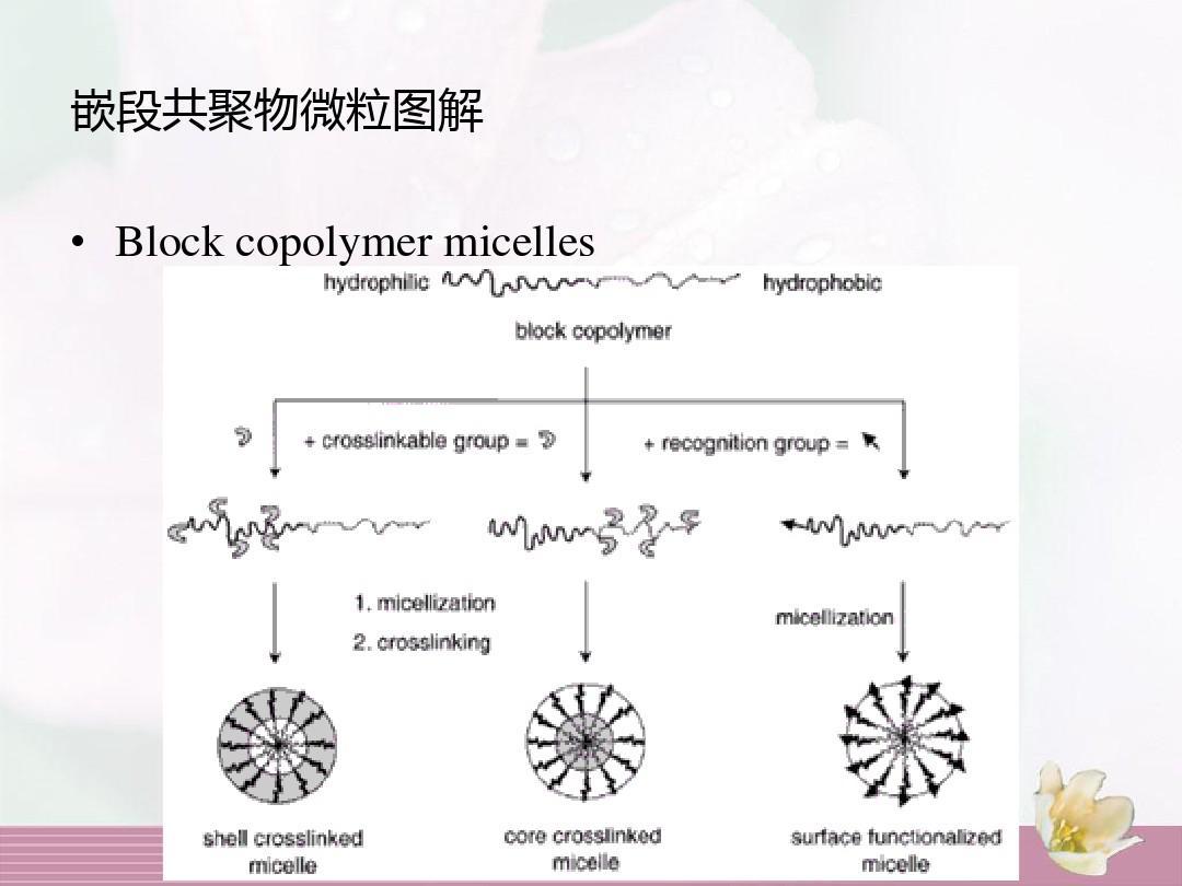 高分子材料合成工艺_高分子微球材料的研究与应用总结ppt