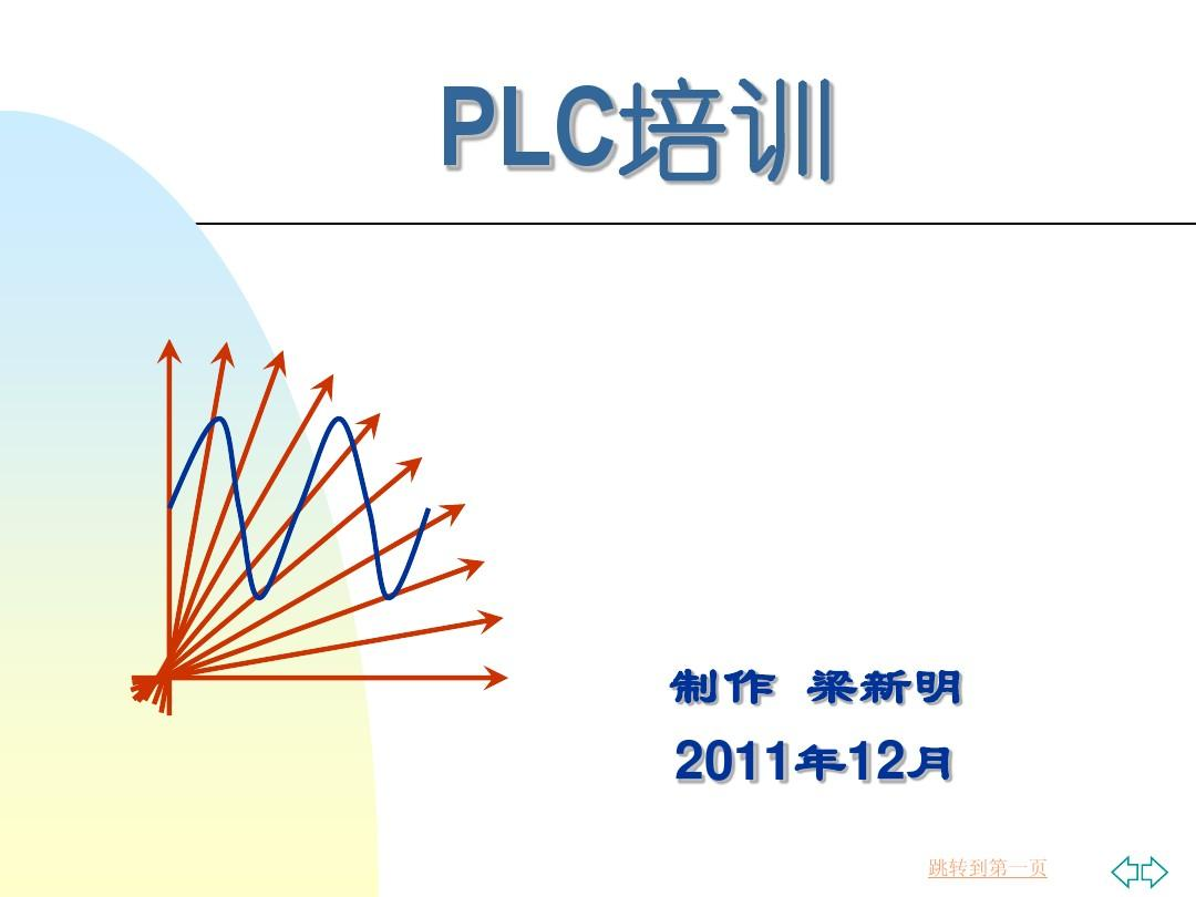 PLC基础知识PPT