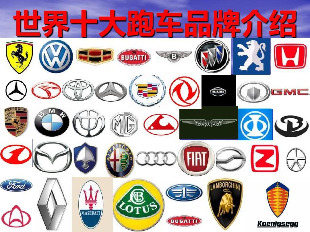世界车牌子大全_世界十大跑车品牌介绍PPT_word文档在线阅读与下载_免费文档