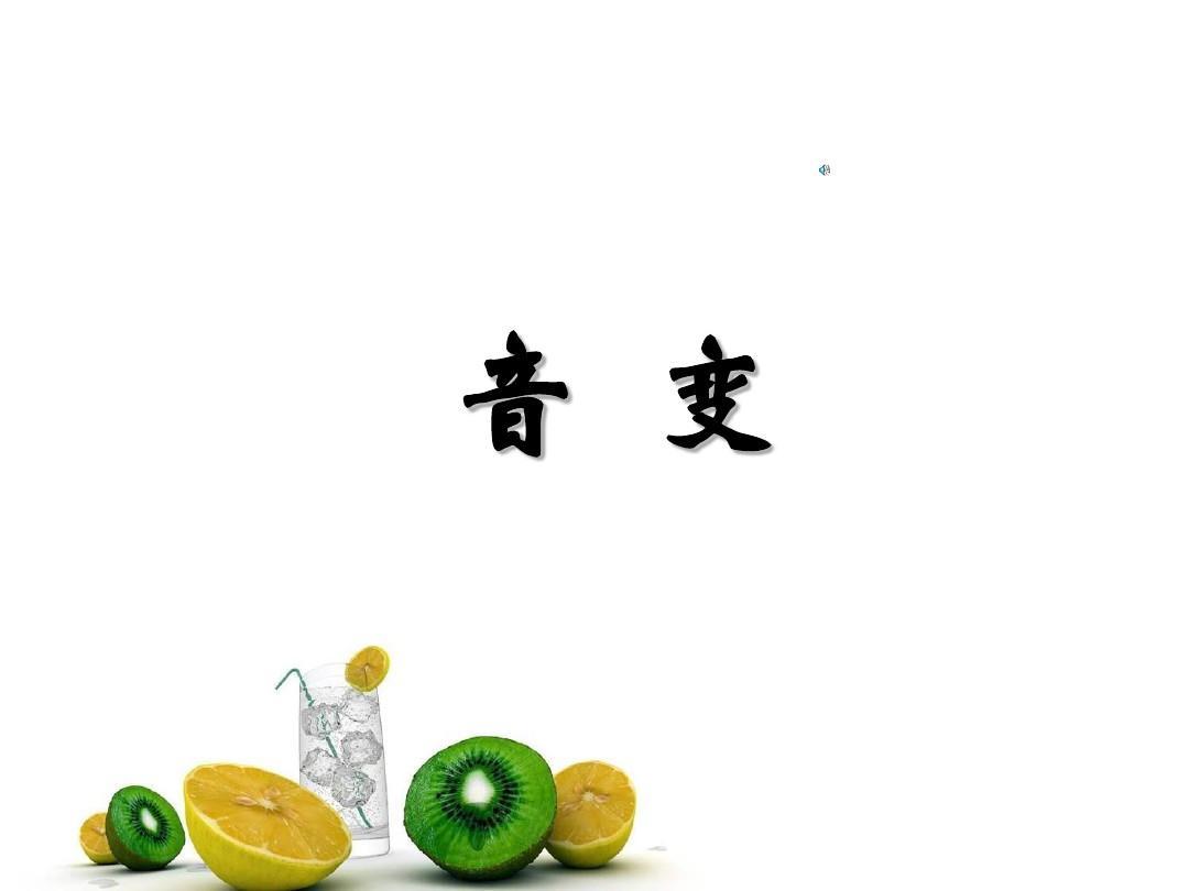 普通话语流音变PPT_word文档在线阅读与下载